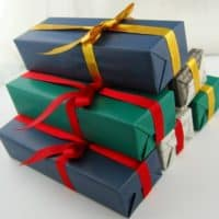Gift Wrapping and Forwarding Service